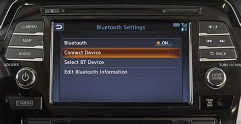 how to connect my iphone to my car how to connect to nissan s bluetooth 174 system
