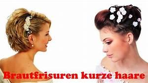 Kurze Haare Locken Machen : brautfrisuren kurze haare youtube ~ Frokenaadalensverden.com Haus und Dekorationen