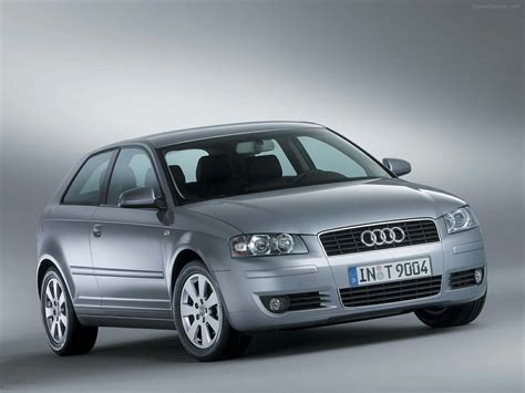 Audi A3 Photo by Audi A3 2003 Car Photo 005 Of 18 Diesel Station