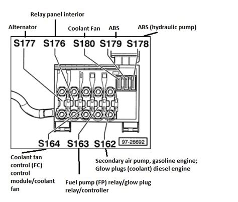 Image Result For Beetle Battery Fuse Box Diagram