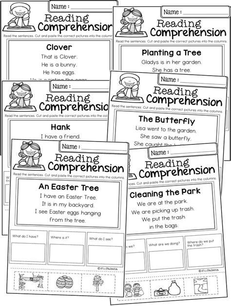 die besten 25 cut and paste worksheets ideen auf