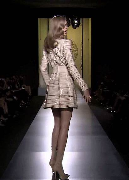 Catwalk Runway Funny Gifs Models Pose Today