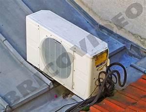 Installation Clim Reversible : climatisation r versible ~ Premium-room.com Idées de Décoration