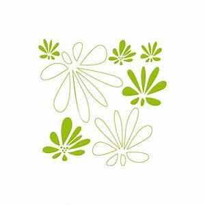stickers fleurs pour relooker un meuble et pour murs With chambre bébé design avec envoyer des fleurs pour noel