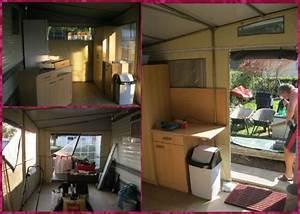 Aménagement Intérieur Caravane : amenagement auvent caravane materiel de caravane restanques gard ~ Nature-et-papiers.com Idées de Décoration