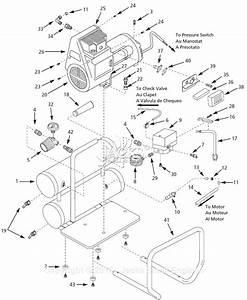 Campbell Hausfeld Wl504207 Parts Diagram For Air