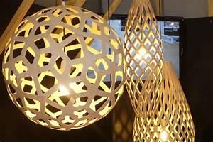 Abat Jour Bambou : du contemporain plus organique lise fournier design ~ Teatrodelosmanantiales.com Idées de Décoration