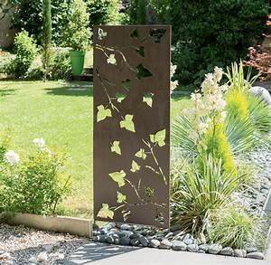 Decoration Jardin Metal : panneaux en m tal avec motifs d coratifs nortene ~ Teatrodelosmanantiales.com Idées de Décoration
