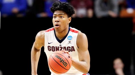 rui hachimura returning  gonzaga bulldogs  junior season