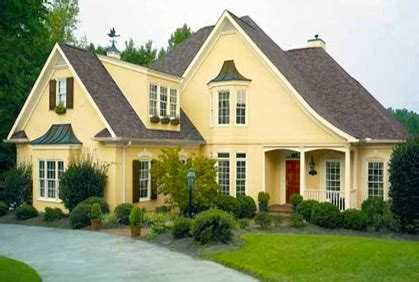 exterior house paint color ideas design pictures