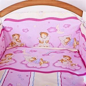 Baby Nestchen Rosa : babymajawelt baby bettw sche 2tlg b rchen rosa 100x135cm ~ Watch28wear.com Haus und Dekorationen