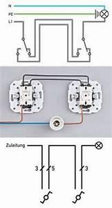 Lichtschalter Mit Kontrollleuchte Schaltplan : welche kabel f r strom und licht energieforum auf ~ Buech-reservation.com Haus und Dekorationen