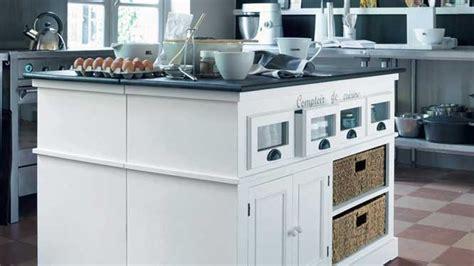 comptoir de cuisine maison du monde ilot cuisine maison du monde cuisine en image