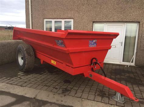 tuff mac dump trailer  sale mark watson farm machinery