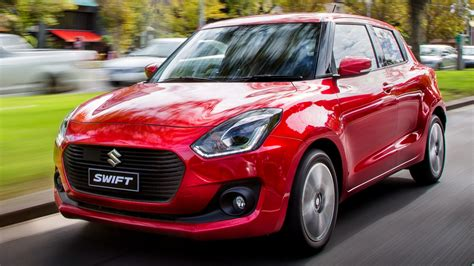 Review  2018 Suzuki Swift Review