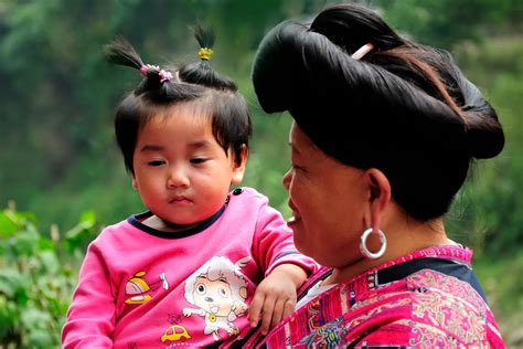 huangluo yao long hair village wwwkarenthorburncom  flickr
