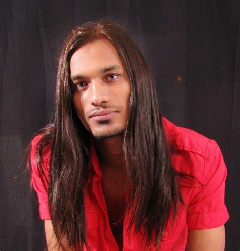 guy men  long hair photo  fanpop