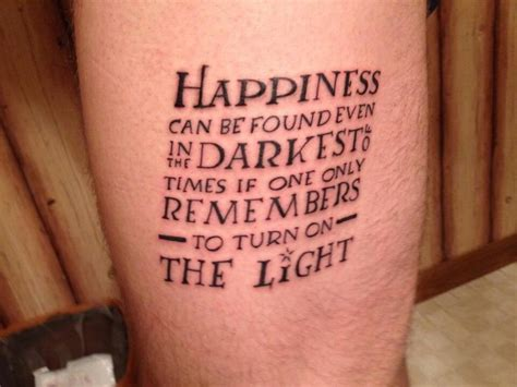 harry potter quote tattoos google search tattoo ideas