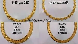 Dubai Gold Bracelet Design Gold Bracelets Designs With Weight Youtube