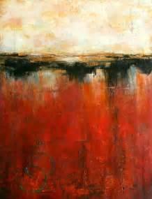 Original Abstract Painting Mixed Media Art