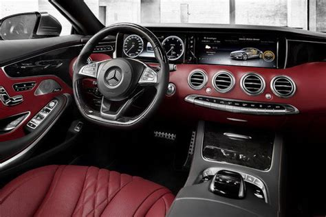 This particular car is an edition 1 and comes with an incredibly high. Mercedes Reveals the S63 AMG Coupe Edition 1 - Insider Car News