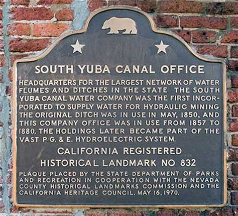 bureau canal plus south yuba canal office