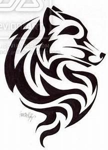 Tatouage Loup Celtique : wolf cub tribal tattoo google search tribal wolf pinterest tatouage tatouage loup et ~ Farleysfitness.com Idées de Décoration