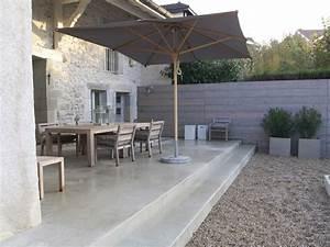 les 25 meilleures idees de la categorie terrasse beton sur With idee terrasse exterieure contemporaine 3 les 25 meilleures idees de la categorie spa exterieur sur