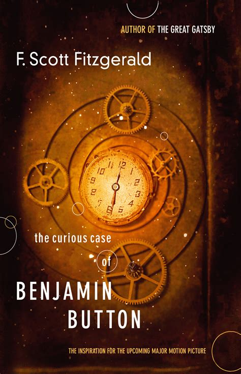 The Curious Case of Benjamin Button Book by F Scott