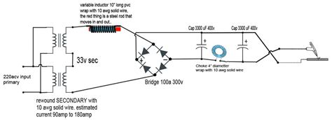 tig welder schematic tech stuff tig schematics and components diy weld diy