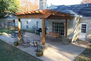 Arbor Pergola Beam Chart Of Weight Can Carry