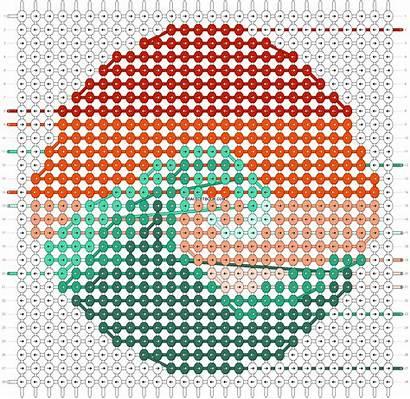 Alpha Patterns Braceletbook Pattern