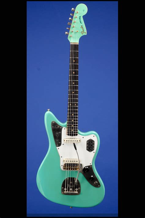jaguar  marc bolan guitars fretted americana
