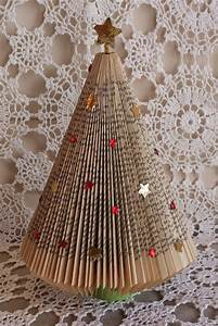 How, To, Recycle, Recycled, Tabletop, Christmas, Trees, Ideas