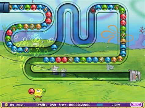 Spongebob Squarepants Bubble Rush!> Ipad, Iphone, Android