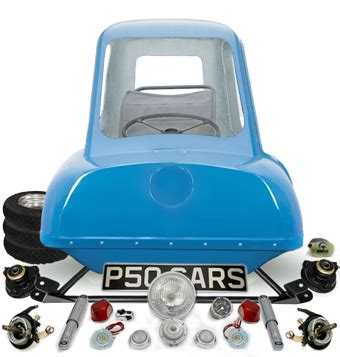 p50cars.com – Remanufacturing the World's Smallest Car!
