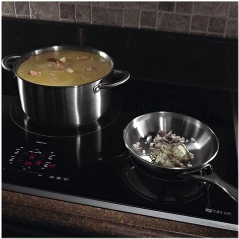 cooktop jenn air induction electric