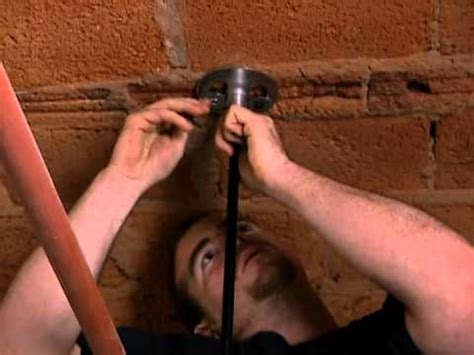 how to install track lighting youtube how to install track lighting buiding a loft in boston