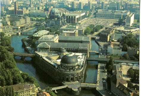 museum island berlin germany  beautiful places