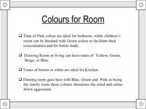 Colours In Bedroom As Per Vastu vastu tips for home colours