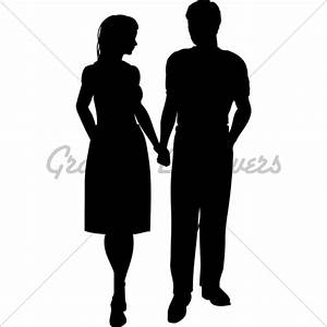 Couple Walking · GL Stock Images