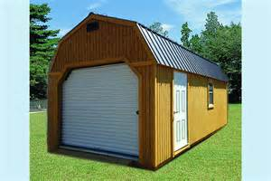 Garage lofted amish built barns llc for Amish built metal buildings