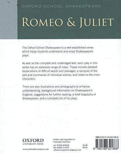 libro oxford school shakespeare