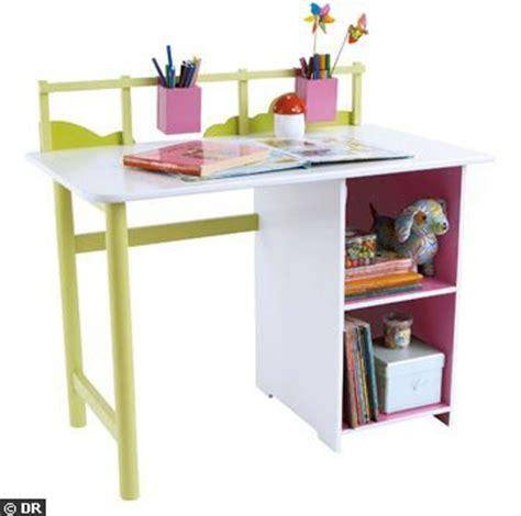 bureau fille 3 ans bureau pour fille 10 ans