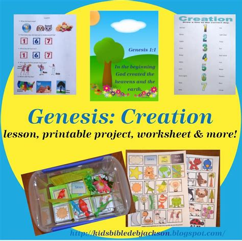 genesis series creation the creation story for 178   0e78a382d6dc05613f43559e7ad8908e