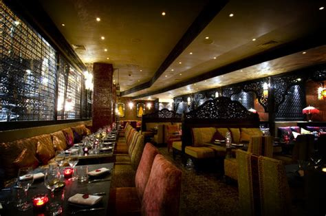kenza restaurant london city  london restaurant