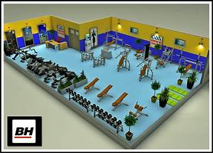 Gym Design and Layout - Chandler Sports