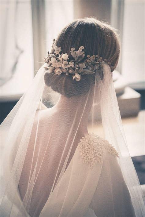Wedding Hairstyles With Veil Best Photos Cute Wedding Ideas