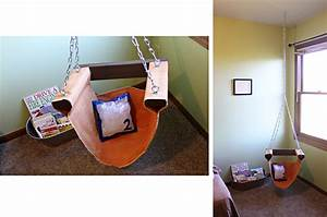 Hanging, Reading, Nook, Chair