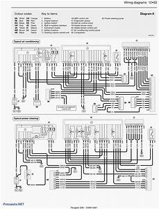 Peugeot 206 Head Unit Wiring Diagram